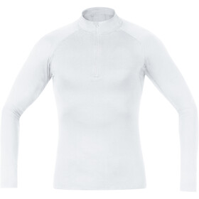 GORE WEAR Base Layer Thermo Coltrui 1/4 rits Heren, white